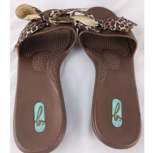 0542c0db9a603 OKA b. Shoes - OKA B Madison Slide Sandals Size ML 8.5 - 9.5